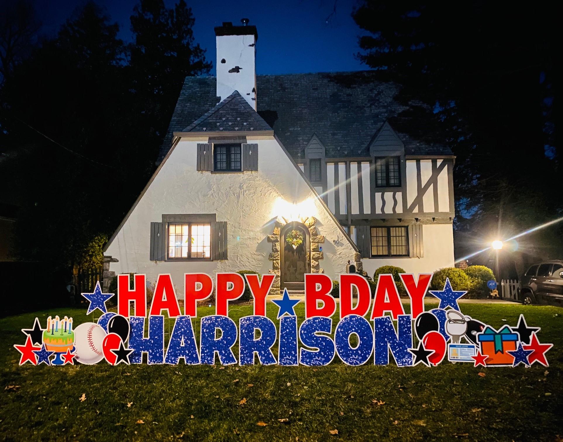 YSF-Harrison